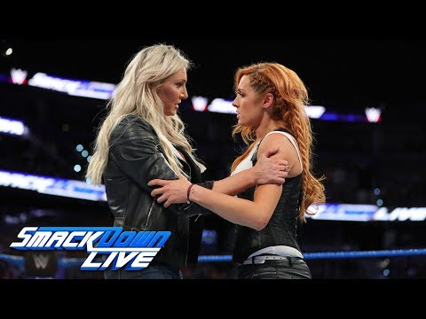 Charlotte Flair Returns To Stop Carmella's Attack On Becky Lynch: SmackDown LIVE, July 31, 2018