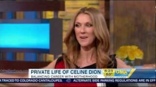 Video Céline Dion on Good Morning America 9-20-2011 HD MP3, 3GP, MP4, WEBM, AVI, FLV Juli 2018