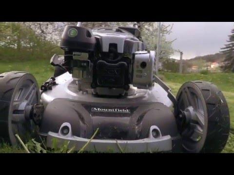 Sekačka SP 535 BW EL 4S od Mountfielda a videotest Českého Kutila