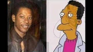 Se i Simpson fossero in carne ed ossa...