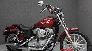 4. 2005  HARLEY DAVIDSON  FXDI DYNA SUPER GLIDE    - National Powersports Distributors