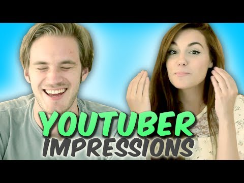 YouTuber Impressions%21