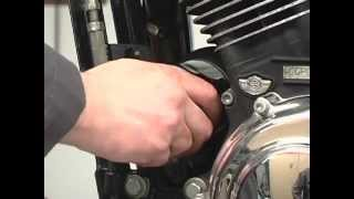 6. Total Oil Change System for Harley Sportster Engine
