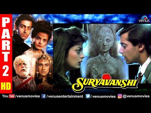 Suryavanshi Part 2 | Hindi Movies 2020 | Salman Khan | Sheeba | Amrita Singh | Hindi Full Movie