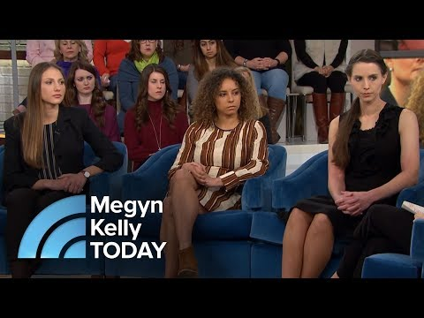 Ex-Gymnasts Tell Megyn Kelly That Coach Ignored Reports Of Larry Nassar's Abuse | Megyn Kelly TODAY