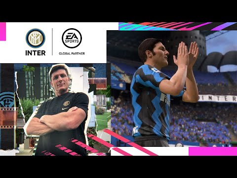 FIFA 21 : INTER x FIFA 21 | Win As One ft Javier Zanetti