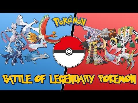 Battle of the Legendary Pokemon 01 - |Pokemon Battle Revolution| Let's Play 12