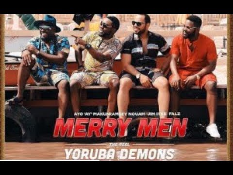 MERRY MEN   The Real Yoruba Demons Official Trailer