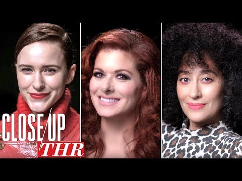 Comedy Actresses Roundtable: Debra Messing, Tracee Ellis Ross, Rachel Brosnahan   Close Up With THR