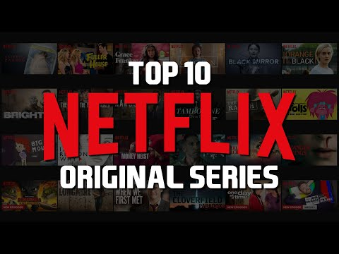 Top 10 Best Netflix Original Series To Watch Now! 2018