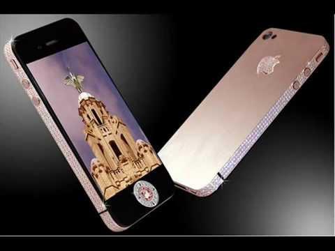 Los celulares más caros del mundo !!!