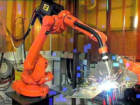 Lean Arc Welders from ABB Robotics