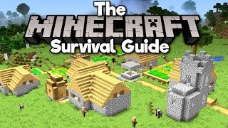 How to Find a Village! • The Minecraft Survival Guide (Tutorial Lets Play) [Part 18]