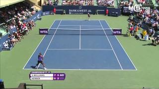 Nonton Serena Williams Vs Angelique Kerber  Stanford Classic 2014  Finale   Highlights Hd   Trophy Ceremony Film Subtitle Indonesia Streaming Movie Download