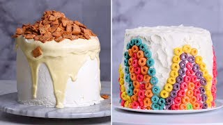 Video CEREAL-sly Cool Layer CAKE In A Waffle Iron   Food Hacks So Yummy MP3, 3GP, MP4, WEBM, AVI, FLV November 2018
