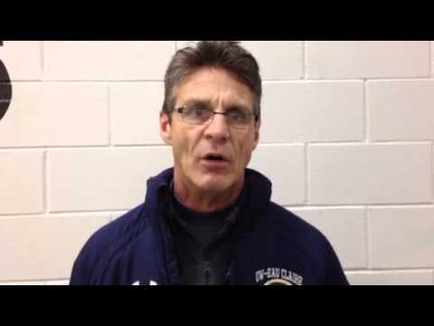 Women's Hockey:  Coach Collins Recaps 7-1 Defeat at UW-River Falls