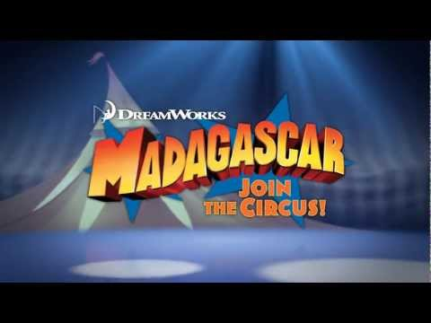 Video of Madagascar -- Join the Circus!