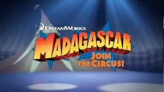 Madagascar -- Join the Circus! YouTube video