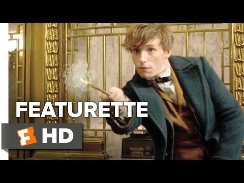 Fantastic Beasts And Where To Find Them Official Featurette - A New Hero (2016) - Movie HD