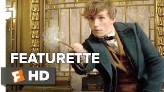Nonton Fantastic Beasts And Where To Find Them Official Featurette   A New Hero  2016    Movie Hd Film Subtitle Indonesia Streaming Movie Download