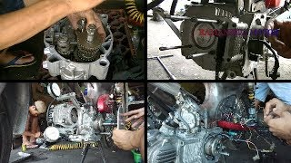 Video Bore up jupiter harian touring ala road race ,full part racing MP3, 3GP, MP4, WEBM, AVI, FLV Desember 2018