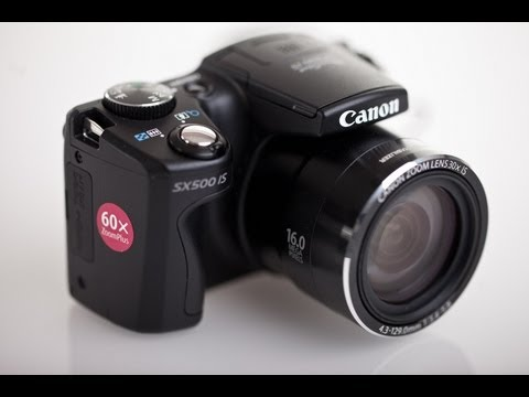 Canon Powershot SX500 IS - miniaparat z maksizoomem - test