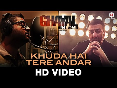 Khuda Hai Tere Andar - Ghayal Once Again | Arijit Singh | Sunny Deol, Om Puri & Soha Ali Khan