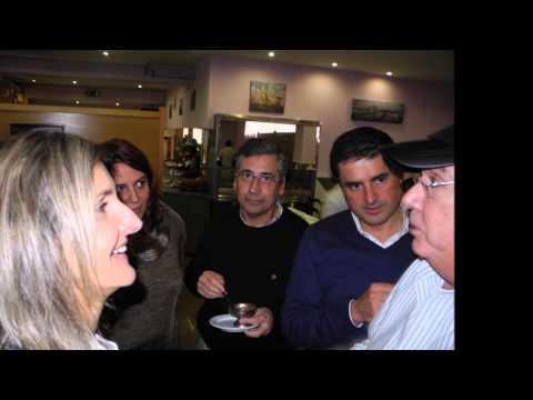 Almoço, Grupo Edifer. (видео)