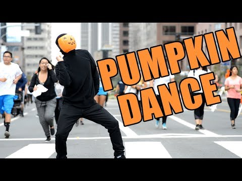 Pumpkin Dance 2016