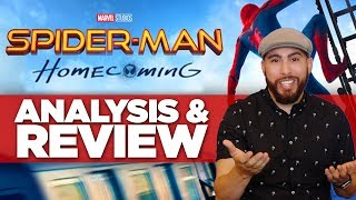 "TAKE THE POLL: https://goo.gl/forms/iHpe3i4MmxqiMobJ2Our Spider-Man Homecoming review is a test of a possible new format for NewRockstars, which is movie reviews. Your poll answers suggested that you'd like to see some more direct movie reviews and so that's why you're getting a Spiderman Homecoming Review and ANALYSIS. Now, we're emphasizing ""analysis"" because if we continue doing reviews, we're going to want to dive into the greater themes of the piece and what makes the movie work from a filmmaking perspective. Let us know what you think about the new format, constructive criticism is welcome, we're still tweaking the idea and aren't totally committed to doing it all the time yet. Also, our Spider-Man Homecoming BREAKDOWN (calling out all the easter eggs and references) is still coming! That should be out by tomorrow!In this Spiderman Homecoming review expect to see a break down of the Tom Holland portrayal of both Spider-Man AND Peter Parker, as well as Michael Keaton and his Vulture (Toomes). Also, we'll get into the story and plot, and what the point that Marvel is making with it.CONNECT WITH US!Facebook: http://facebook.com/newmediarockstarsTwitter: http://twitter.com/newrockstarsCONNECT WITH ERIK:http://www.twitter.com/eavossSPECIAL THANKS TO OUR PATREON SUPPORTERS (http://www.patreon.com/newrockstars), including these beautiful people:Kelly HopperKenny SmithMatthew SalvasPony StarkWilhelmina EbbesonChris KellJ. Drew KimRise BellandiEric OliverLucious BarnesChris ColeCole CallinExecutive Creative Director: Filup Molina http://www.twitter.com/fimoExecutive Producer: Jeben BergPost Production Supervisor: Ericson Just http://www.twitter.com/justericson"