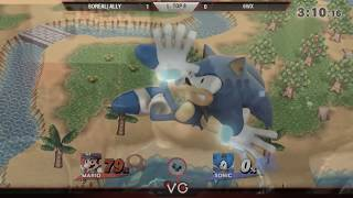 SMASH 4 IS UNFAIR (GrTr4sh)