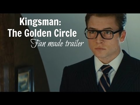 Трейлер Kingsman: Золотое кольцо / Kingsman: The Golden Circle