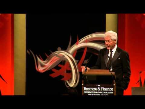 President Bill Clinton's speech (2 of 3) Business & Finance event, UCD, Dublin