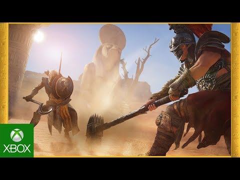 Assassin's Creed Origins - Bande-annonce de l'E3 2017
