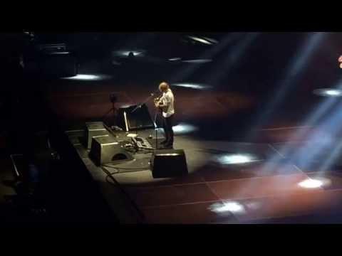 Ed Sheeran- Give Me Love Mohegan Sun Arena CT 5-23-2015