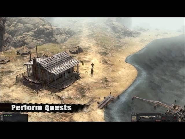 Видео к игре Krai Mira