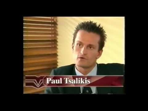 1999 Ethnic Business Awards Finalist – Small Business Category – Emmanuel Tsalikis – Valitel Commerical