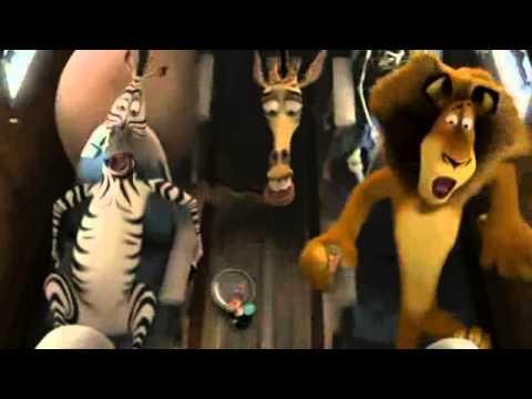 Madagaszkár 2 – Repülő pingvinek (avagy a legjobb jelenet)