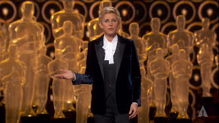 Video Ellen DeGeneres' 86th Oscars Opening MP3, 3GP, MP4, WEBM, AVI, FLV Maret 2019