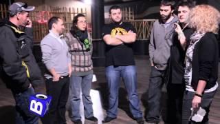 Interview - Bom Bok Orchestra , LIveBOX, club Mixtape 5, 24.01.2013, София