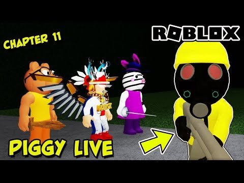 🔴 ROBLOX PIGGY LIVE: Outpost Chapter 11 Various Game Modes | SSSSUUUUUUUEEEEYYYY!!