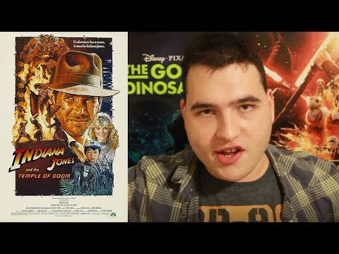 """""""Indiana Jones and the Temple of Doom (1984)"""" - Movie Review"""