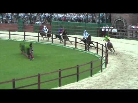 La vittoria di Sant'Ambrogio al Palio di Legnano