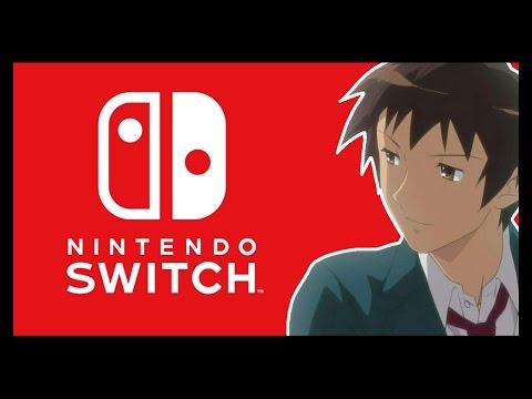 Nová konzole od Nintenda ➠ Nintendo Switch (reakce & rychloanalýza)