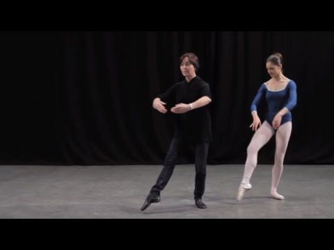 Insight: ABC of Ballet - The Fred Step