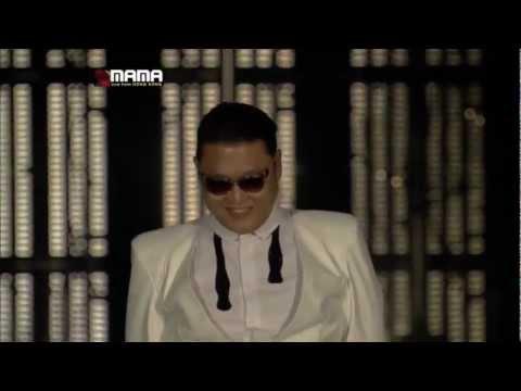 싸이(PSY) – 강남스타일(GangnamStyle) : MAMA 2012