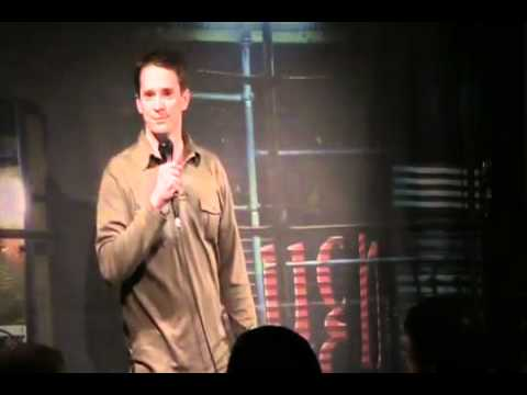 Plymouth Rock Comedy Festival 2011 Finalist: Ben Small