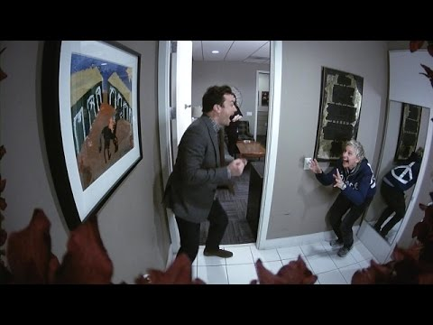 Ellen Scares Jimmy Fallon