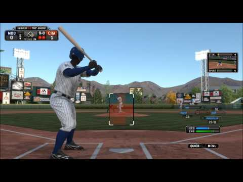 STOLEN BASES - (PS4) MLB 14: The Show - Jackie Robinson: Road to the Show - Episode 12