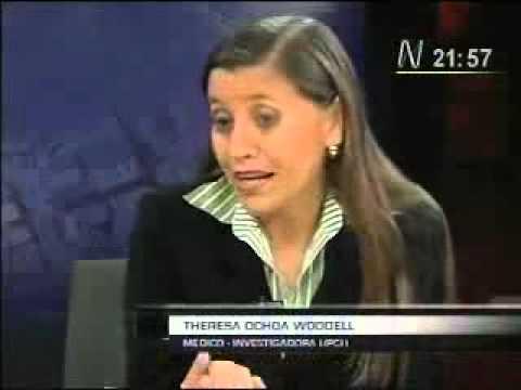TERESA OCHOA WOODELL médica, profesora e investigadora de la UPC